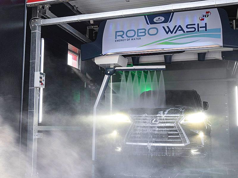 Автомойка RoboWash ROLEN Detailing