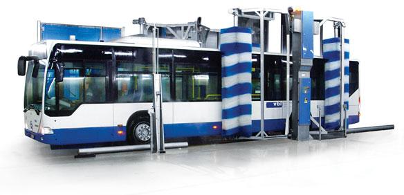 автоматические автобусные мойки