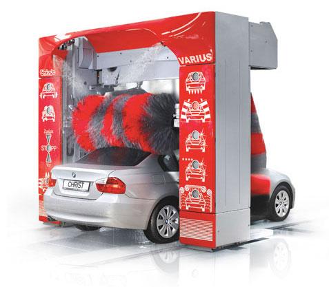 автоматические мойки для легковых автомобилей