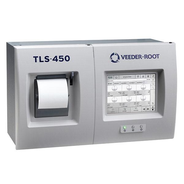 автоматические уровнемеры tls450