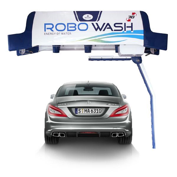 роботизированная автомойка robowash продажа в Украине