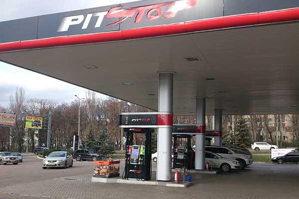 топливораздаточные колонки Gilbarco для АЗС Параллель
