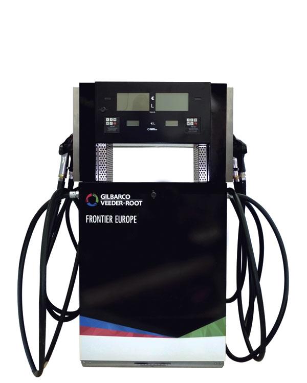 однопродуктовые топливораздаточные колонки