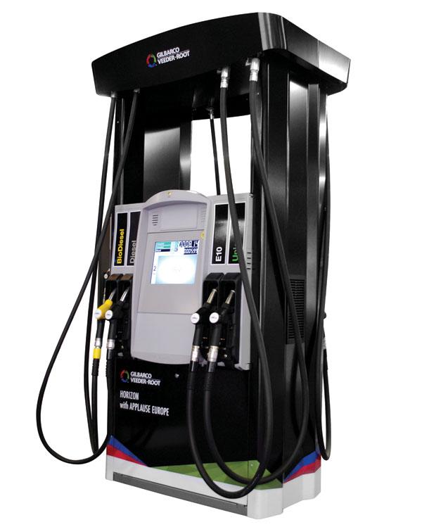 мультипродуктовые топливораздаточные колонки для АЗС